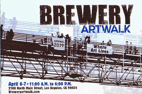 Brewery Artwalk April 2019